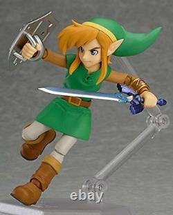 Max Factory The Legend of Zelda A Link Between Worlds Link Figma Action Figure