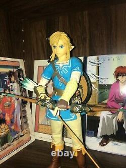 Medicom RAH Legend of Zelda Link Breath of the Wild Skyward Sword Figure
