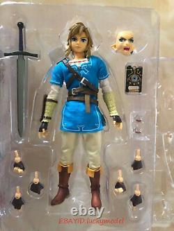Medicom RAH The Legend of Zelda Skyward Sword Linck 1/6 Action Figure In Stock