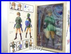 Medicom RAH The Legend of Zelda Skyward Sword Link Real Action Hero JAPAN Figure