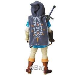 Medicom The Legend Of Zelda Breath Of The Wild Link Real Action Heroes Figure