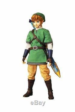 Medicom The Legend of Zelda Skyward Sword Link Real Action Hero Action Figure
