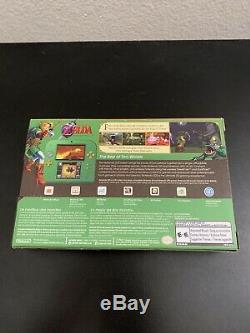 NEW Nintendo 2DS The Legend of Zelda Ocarina of Time System Link Edition Console