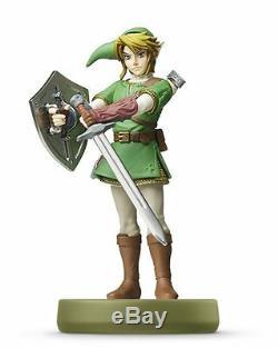 NEW Nintendo 3DS Amiibo Link Twilight Princess The Legend of Zelda JAPAN IMPORT