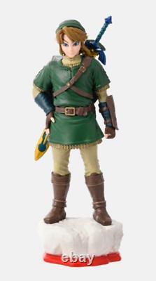 NINTENDO TOKYO Limited Statue The Legend of Zelda Link Japan import NEW