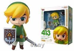 Nendoroid 413 Good Smile Company Legend of Zelda LINK Nintendo Wind Waker