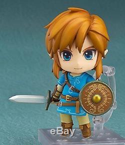Nendoroid The Legend Of Zelda Link Breath Of The Wild DX Edition Action Figure