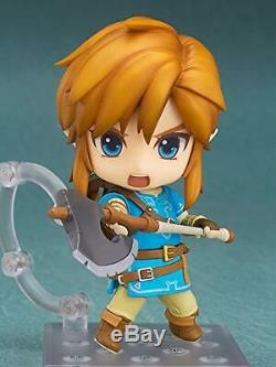 Nendoroid The Legend of Zelda Breath Of The Wild link Breath Of The Wild Ver. D