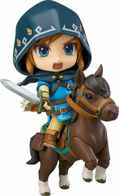 Nendoroid The Legend Of Zelda Breath Of The Wild Link Dx Edition Movable Figure