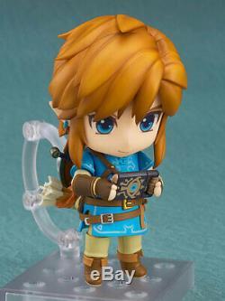 Nendoroid The Legend of Zelda Link Breath of the Wild Ver. DX Edition