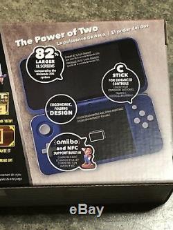 New Nintendo 2DS XL Hylian Shield Ed. With Legend of Zelda A Link Between Worlds