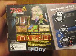 New Nintendo 2DS XL Hylian Shield Edition Legend of Zelda A Link Between Worlds