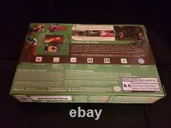 Nintendo 2DS The Legend Of Zelda Ocarina Of Time 3D Link Edition Console New