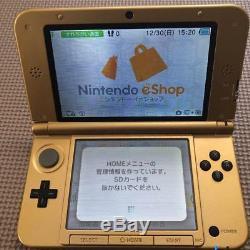 Nintendo 3DS LL The Legend of Zelda A Link Between Worlds pack Japan F/S