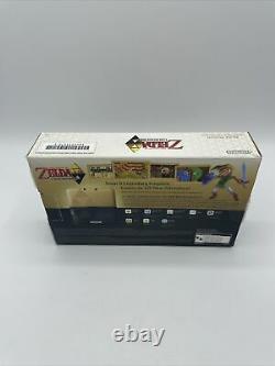 Nintendo 3DS XL Console Legend of Zelda A Link Between Worlds Edition CIB Adult