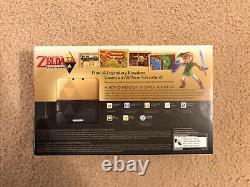 Nintendo 3DS XL Console Legend of Zelda A Link Between Worlds IN BOX