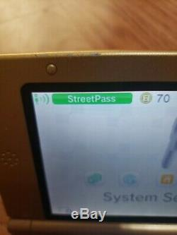 Nintendo 3DS XL Legend of Zelda A Link Between Worlds Handheld Console With Box