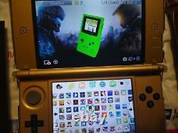 Nintendo 3DS XL Legend of Zelda A Link Between Worlds TONS OF GAMES! READ MORE