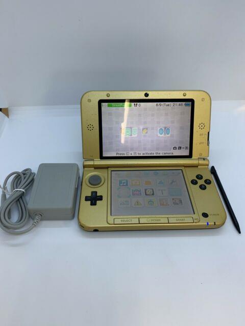 Nintendo 3ds Xl Legend Of Zelda A Link Between Worlds Trigger Broken