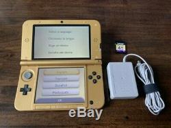 Nintendo 3DS XL The Legend Of Zelda A Link Between Worlds Limited Edition + Case