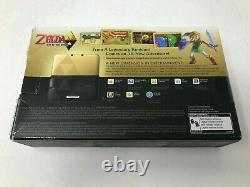 Nintendo 3DS XL The Legend of Zelda A Link Between Worlds Box Only No System