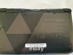 Nintendo 3DS XL The Legend of Zelda A Link Between Worlds Limited Edition