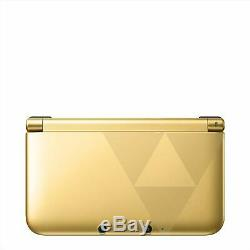 Nintendo 3DS XL The Legend of Zelda A Link Between Worlds Limited Edition WithT
