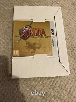 Nintendo 3DS XL pack Console Legend of Zelda A Link Between Worlds neuf exl