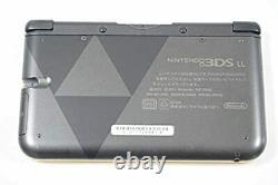 Nintendo 3ds LL The Legend of Zelda A Link to the Past 2 Japan Limited Model F/S