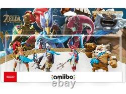 Nintendo Amiibo Champions The Legend of Zelda Breath of the Wild collection