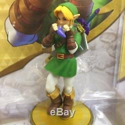 Nintendo Amiibo Legend of Zelda Link Ocarina Majora Twilight Skyward Sword F/S