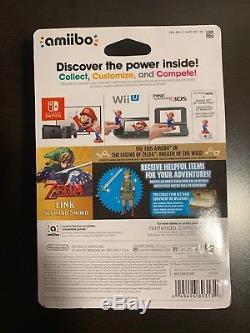 Nintendo Amiibo Link Figure From Legend Of Zelda Skyward Sword NIB