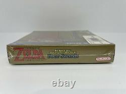 Nintendo Game Boy Advance Legend Zelda Link To The Past Four Swords Sealed 2002