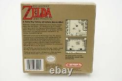 Nintendo Game Boy The Legend Of Zelda Link's Awakening + Ovp + Anleitung USA