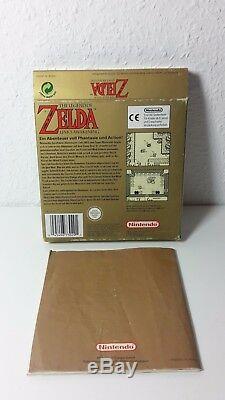 Nintendo Gameboy Spiel The Legend of Zelda Links Awakening
