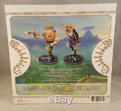 Nintendo Legend of Zelda Breath of the Wild LINK Premium EXCLUSIVE 11' Figure
