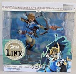Nintendo Legend of Zelda Breath of the Wild Link First 4 Figures 10