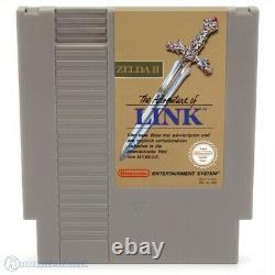 Nintendo NES Spiel Legend of Zelda II / 2 Adventure of Link PAL-B mit OVP
