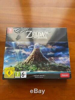 Nintendo Switch The Legend Of Zelda Links Awakening Limited Edition NEW