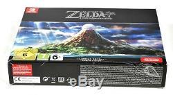Nintendo Switch, The Legend of Zelda Link's Awakening Limited Edition, Neu/OVP