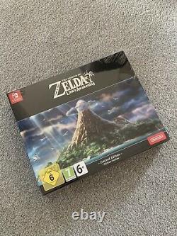 Nintendo Switch The Legend of Zelda Links Awakening Limited Edition New Sealed