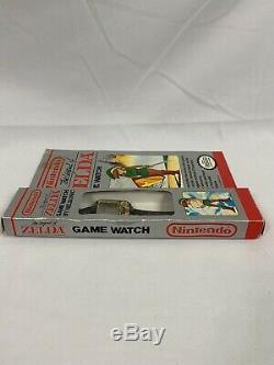 Nintendo The Legend Of Zelda Game Watch 1989