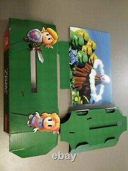 Nintendo The Legend Of Zelda Link's Awakening Counter Display Stand