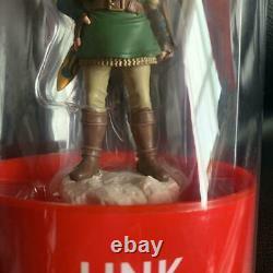 Nintendo Tokyo Limited The Legend of Zelda Link Statue Figure From Japan