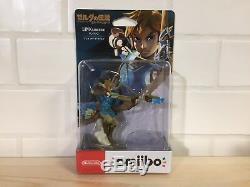 Nintendo amiibo Link ARCHER Breath of the Wild The Legend of Zelda Series F/S