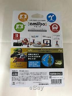 Nintendo amiibo Link skyward sword (The Legend of Zelda series) Japan Import