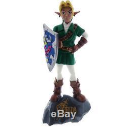Oxmox The Legend of Zelda Statue Link Ocarina of Time E3 1997 VERY RARE LIMITED