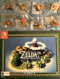 PAX West 2019 Legend Of Zelda Links Awakening Collect Pin Complete New Sets