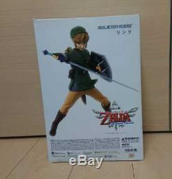 RAH The Legend of Zelda Skyward Sword Link Real Action Hero Figure Medicom