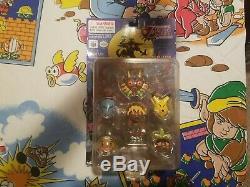 RARE 2001 Epoch CWorks Legend of Zelda Majora's Mask Deku Link Figure Nintendo